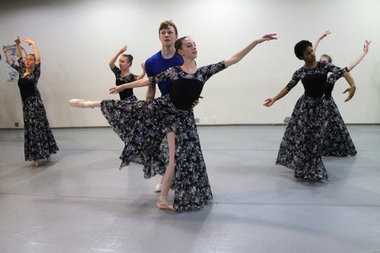 Members of the Wichita Falls Ballet Theatre will perform with Dallas Ballet Dance Theatre at the WFBT Signature Series at 7 p.m. tonight and 3 p.m. Saturday at the Fain Fine Arts Theatre at Midwestern State University.
