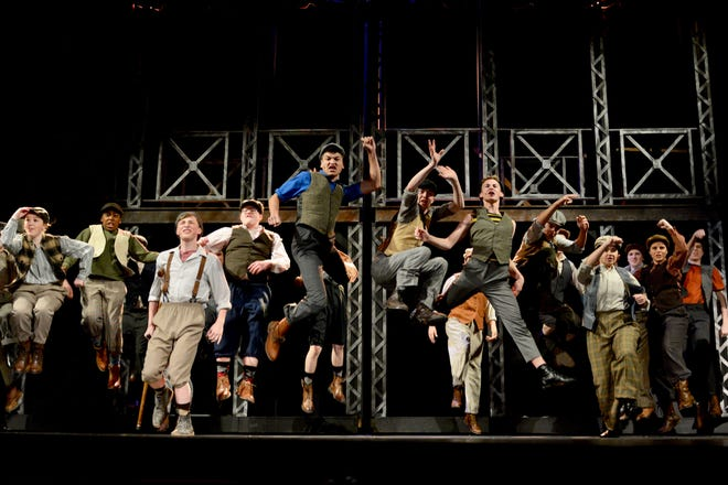 """In past seasons, the Wichita Theatre has produced such outstanding musicals as """"Newsies,"""" and Backdoor Theatre has produced great musicals like """"Rent."""" 2020 will continue the trend of great entertainment on downtown stages."""