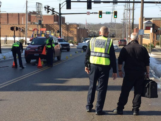 A woman was hit by car while crossing Shinnick Street. Her condition is unknown but she was transported to Genesis HealthCare System.  Accident is under investigation according to Zanesville Police Department. Shinnick is blocked between Fifth and Sixth streets, while Fifth Street is open.