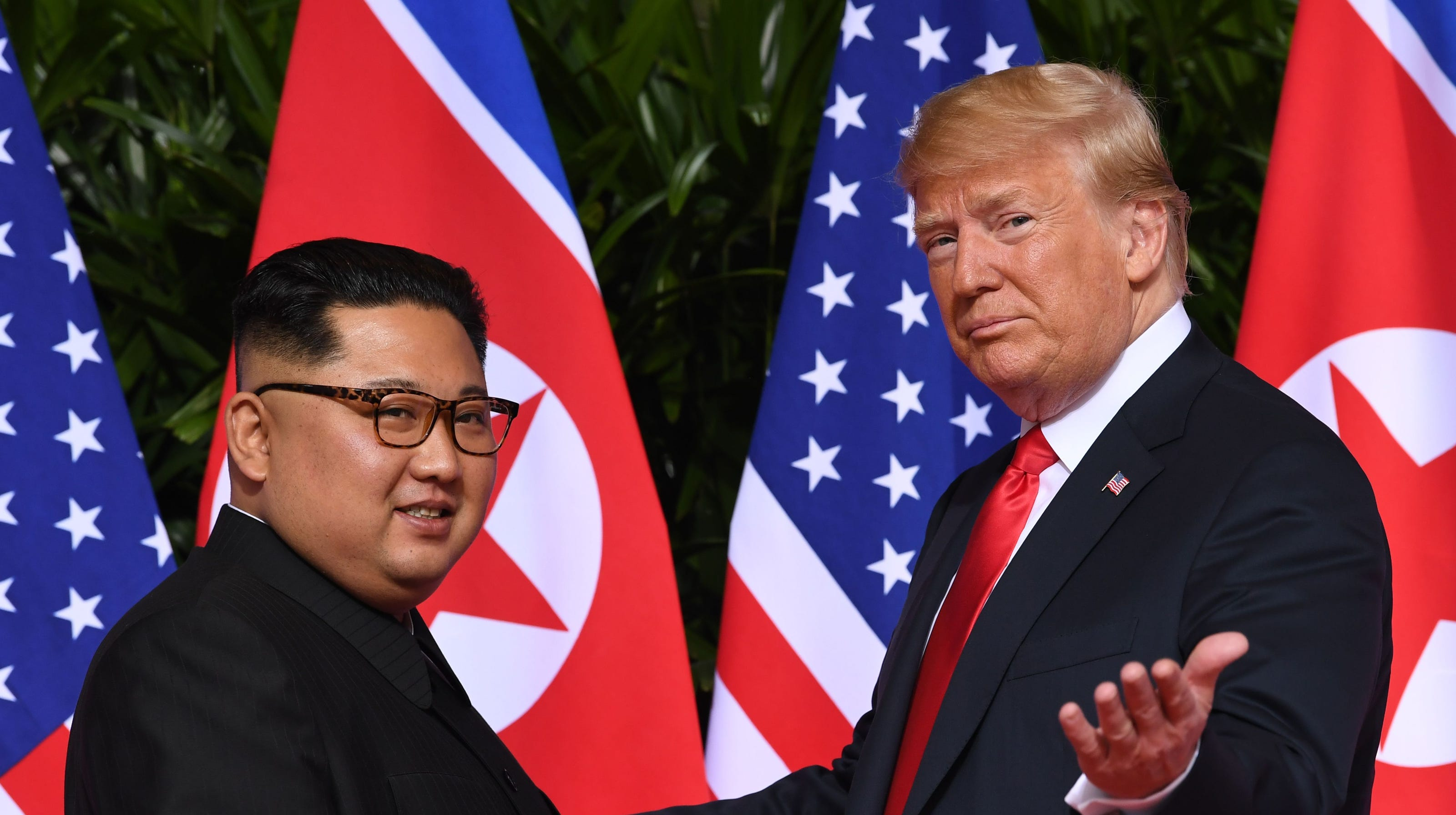 Trump to meet North Korea's Kim Jong Un in Vietnam in two weeks for the pair's second summit