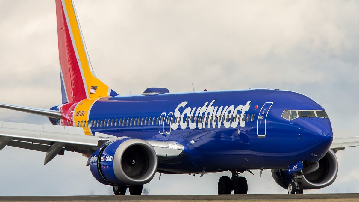 Southwest Airlines cancels nearly 400 flights as maintenance woes, winter storms linger