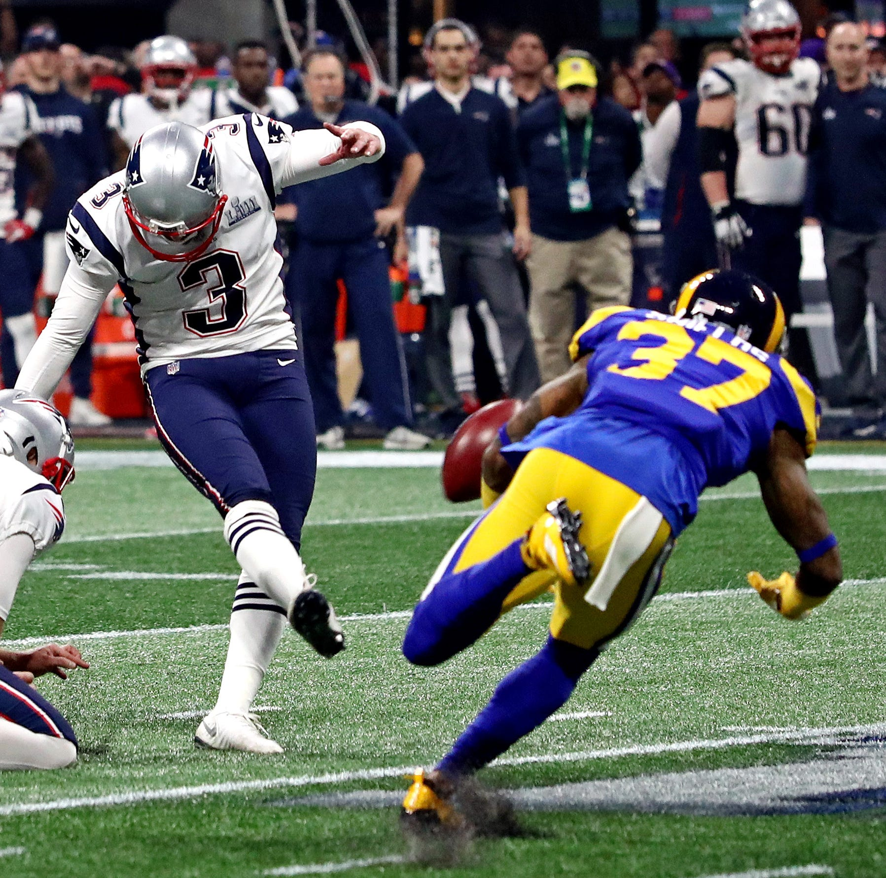 Former Madison Central football star scored nearly half of Patriots' points in Super Bowl