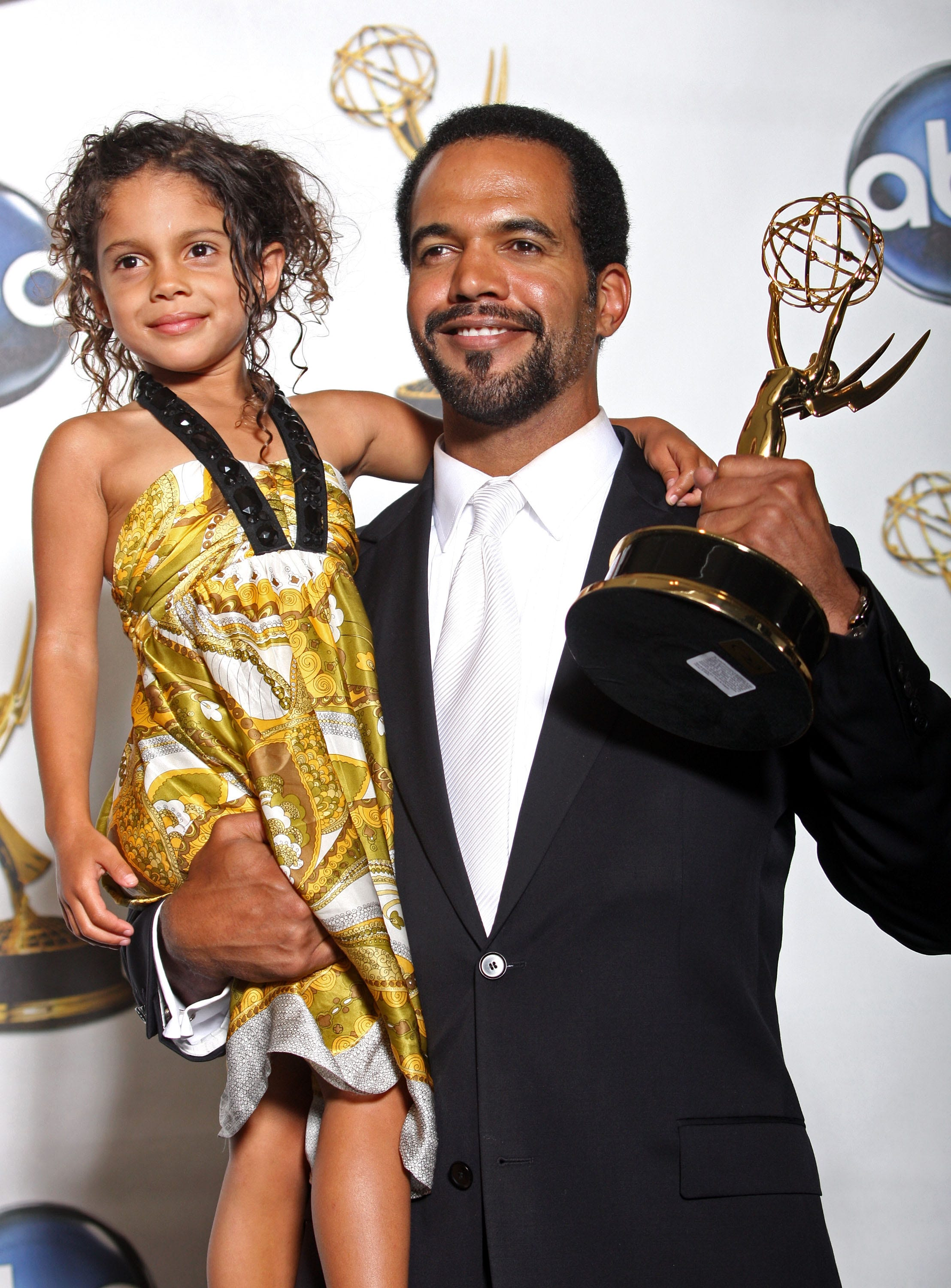 """Young and the Restless"" star Kristoff St. John, who played the character of Neil Winters since 1991 on the CBS daytime drama, has died at age 52. We're looking back at his life and career, including this moment when he posed with the award for outstanding supporting actor In a drama series for ""The Young and the Restless"" in the press room at the 35th Annual Daytime Emmy Awards back in June 2008."