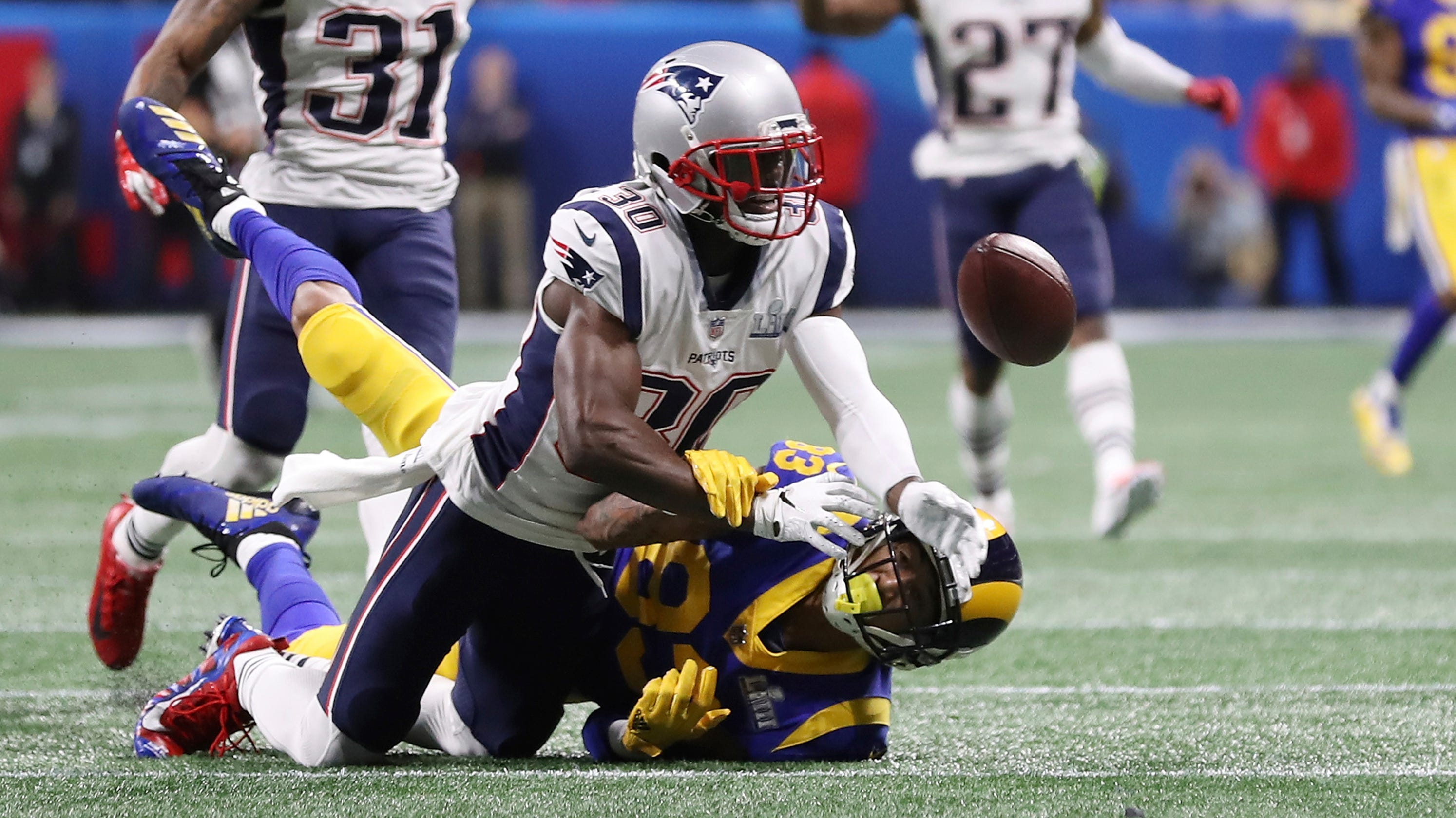 eff4764db Super Bowl 2019  Patriots  Jason McCourty goes from 0-16 to champion
