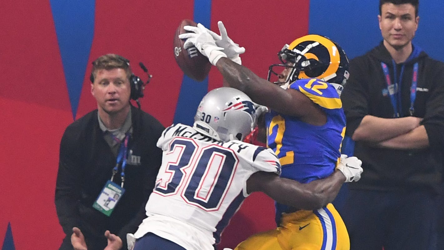 Super Bowl 2019: Three plays that tilted game for Patriots in win over Rams