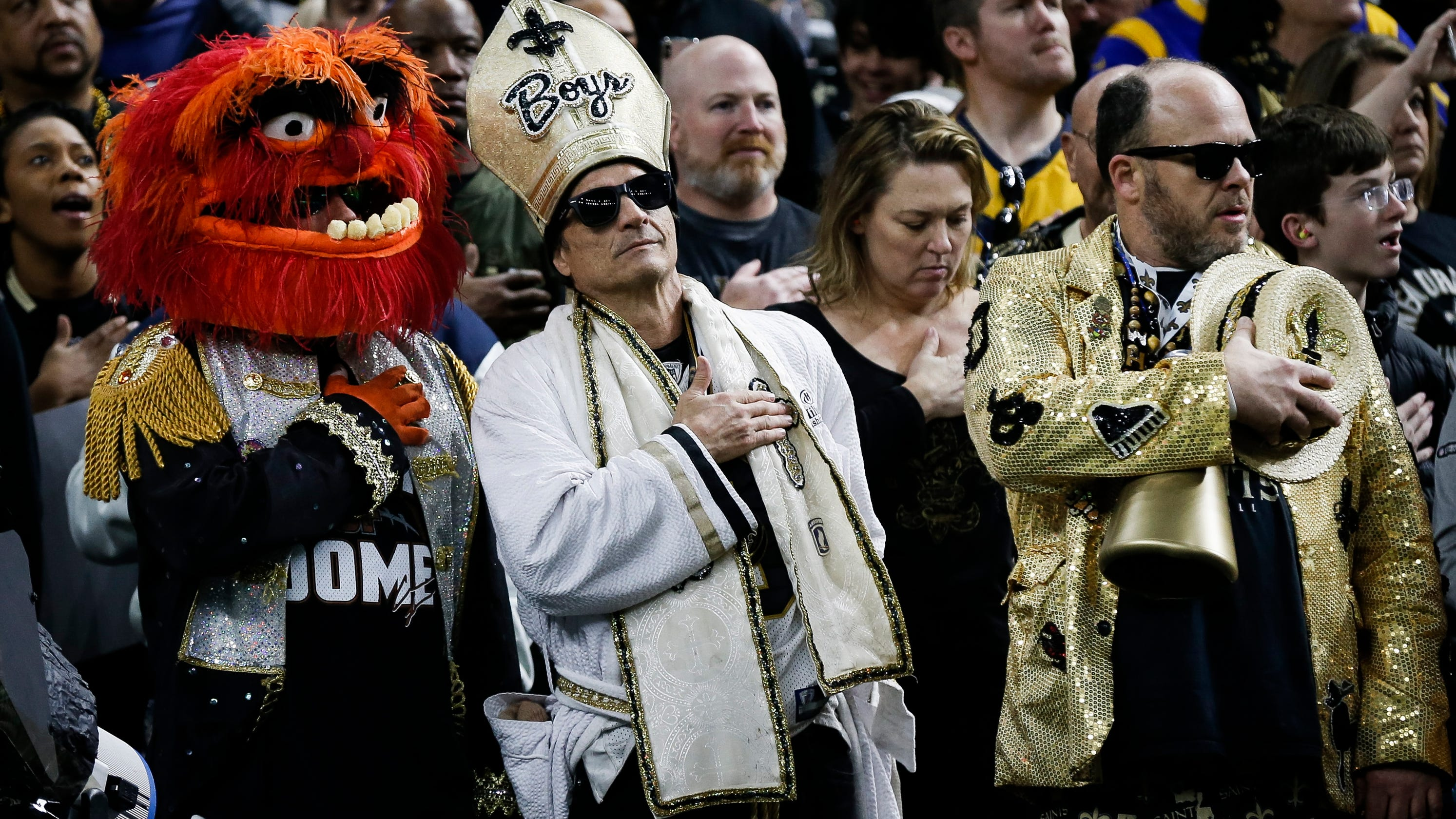 Saints Fans Sue, Want Do-Over of Controversial Game