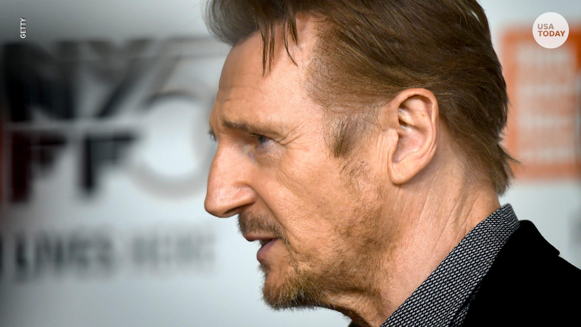 Liam Neeson reveals disturbing racially-charged revenge story