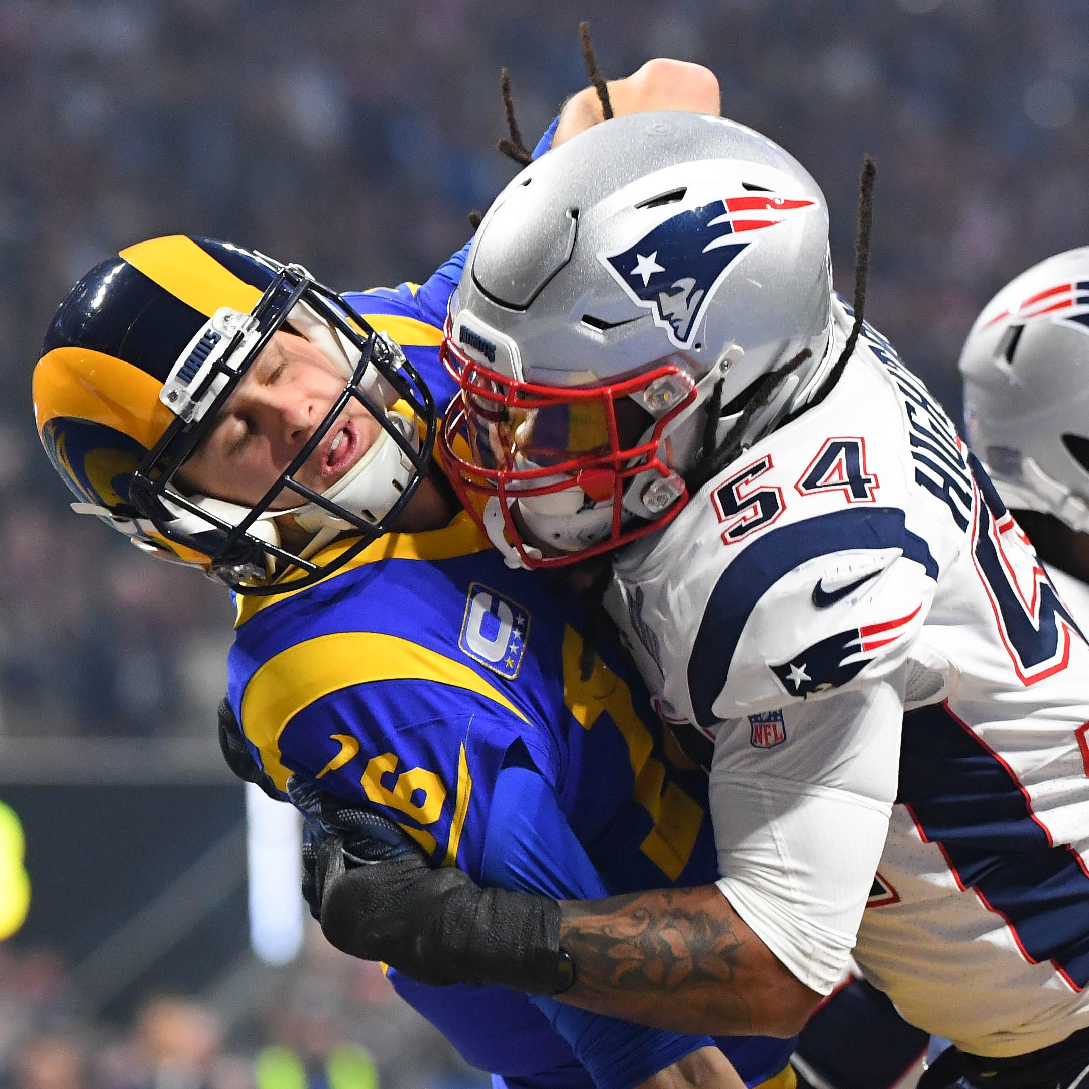 Opinion: Rams' sleepy Super Bowl performance proves they didn't belong