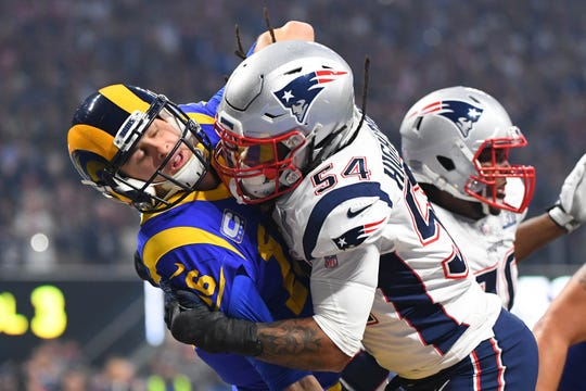 2a8c81889 Opinion  Rams  sleepy Super Bowl performance proves they didn t belong