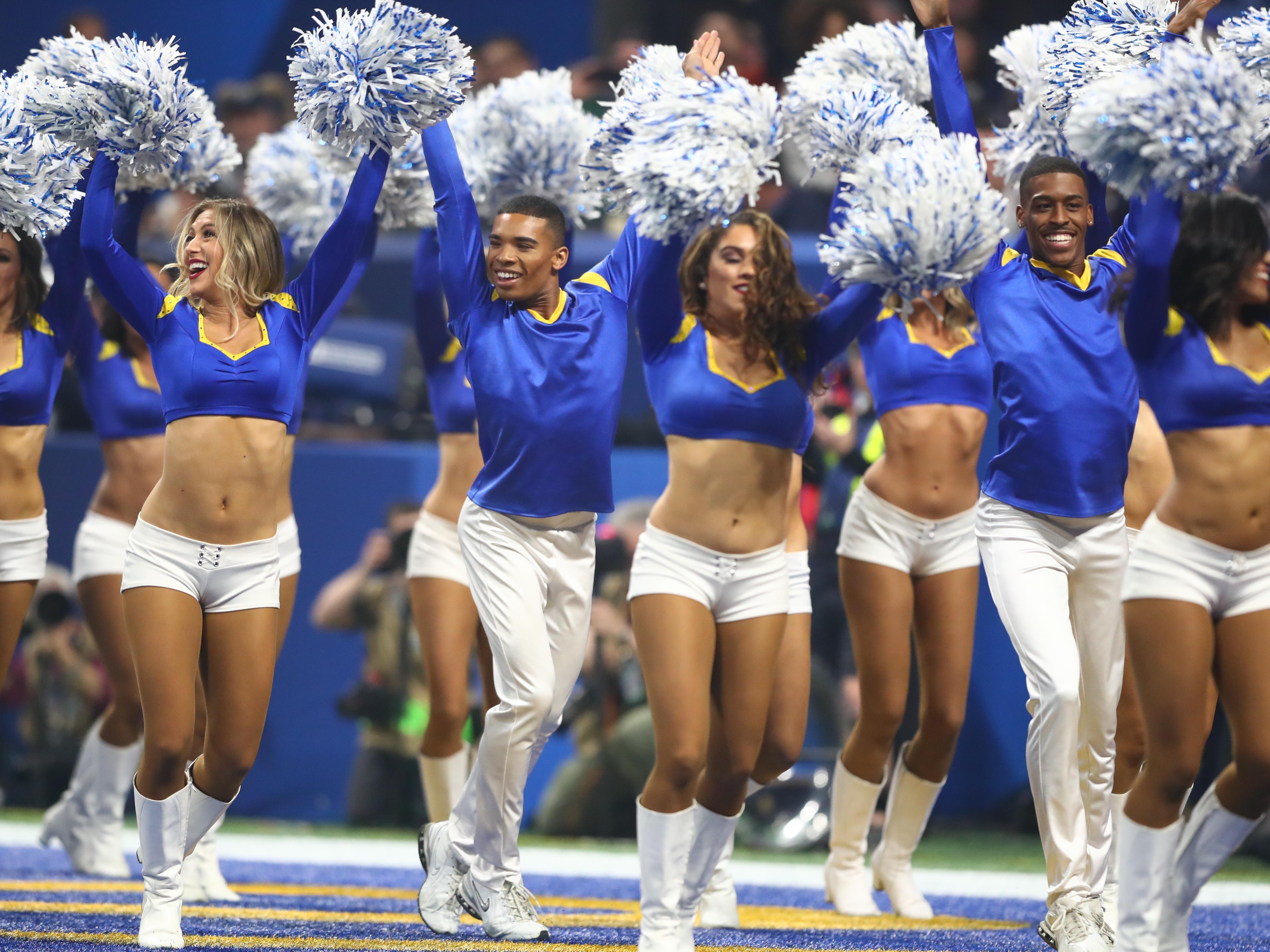 Super Bowl LIII: Los Angeles Rams