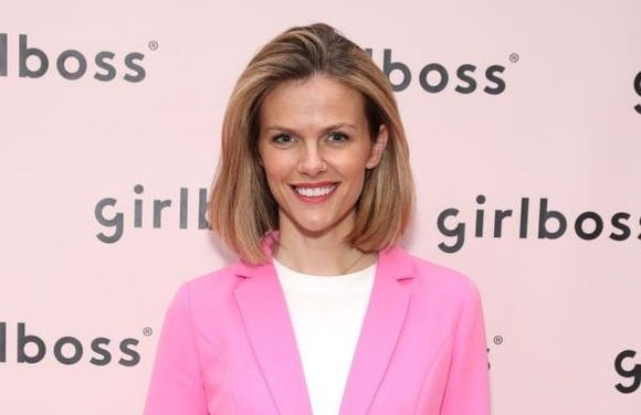 Brooklyn Decker quips at mom-bod critic: 'I miss my boobs too'