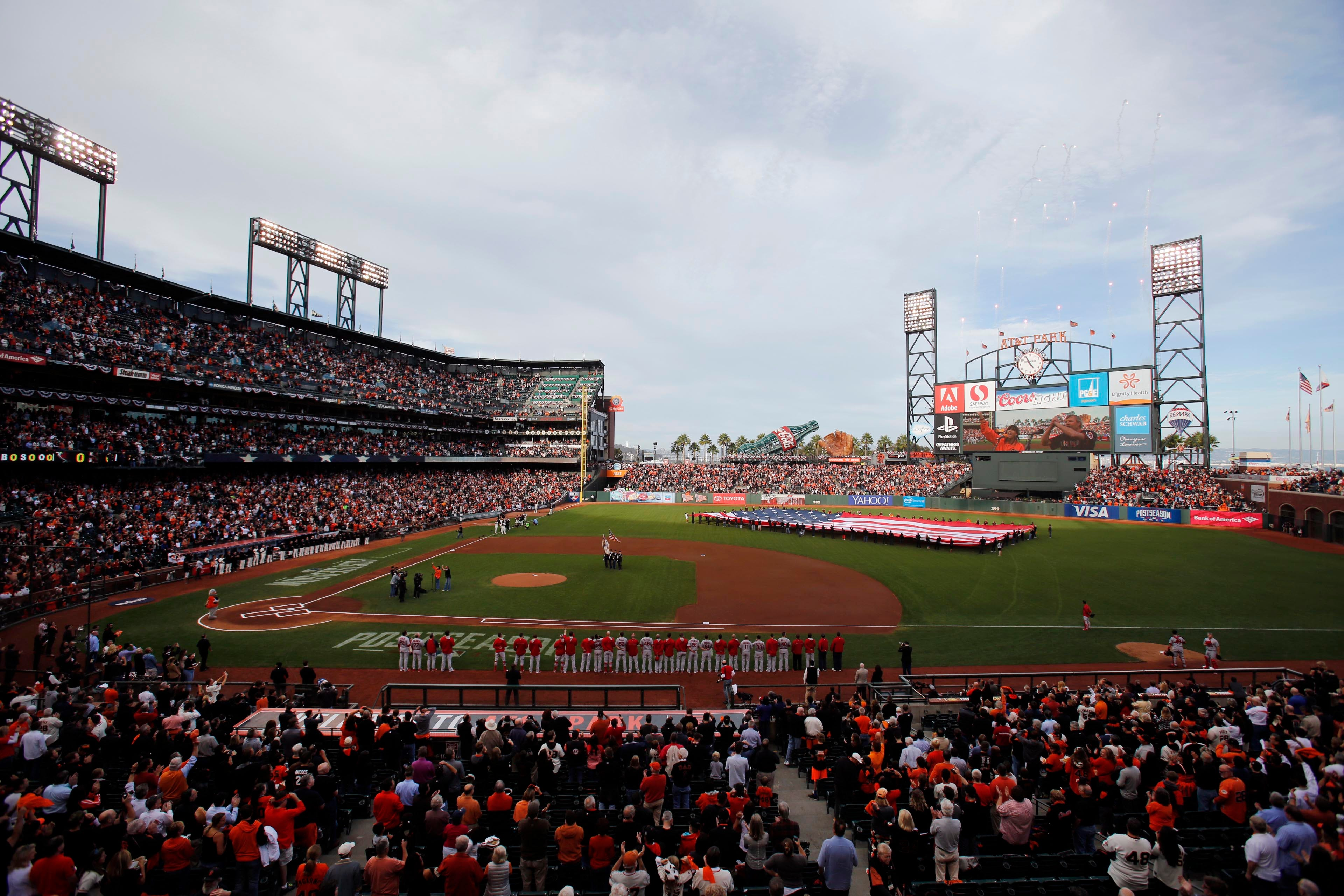 Raiders in talks with San Francisco Giants over sharing stadium in 2019, per report