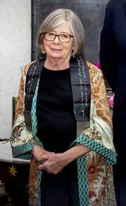 Barbara Ehrenreich is seen during the award ceremony of the Erasmus Prize 2018 to writer and journalist Barbara Ehrenreich on Nov.27, 2018 in Amsterdam, Netherlands.