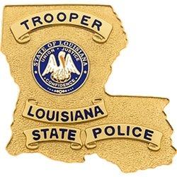 Louisiana State Police logo