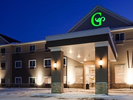 A GrandStay Hotel & Suites location similar to the one proposed for Kaukauna.