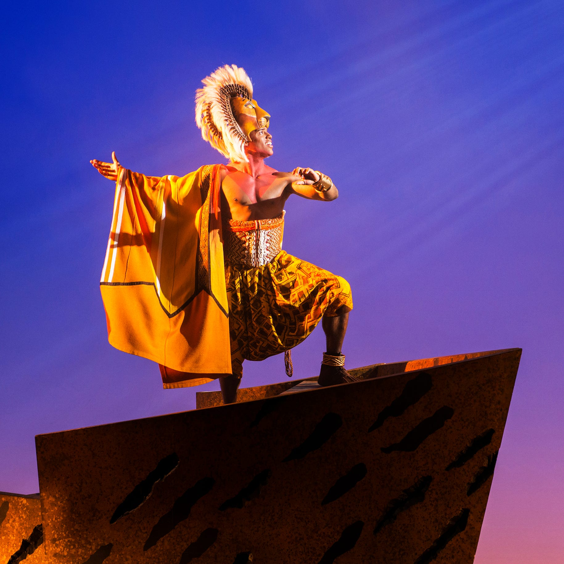 Review: Disney's blockbuster musical 'The Lion King' is still a joy to behold