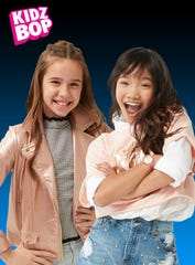 Olivia and Julianna are in the current line-up of Kidz Bop.
