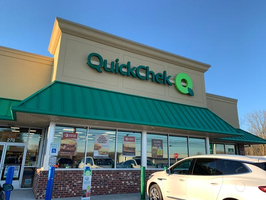 QuickChek opened its new convenience store on Route 537 in Manalapan
