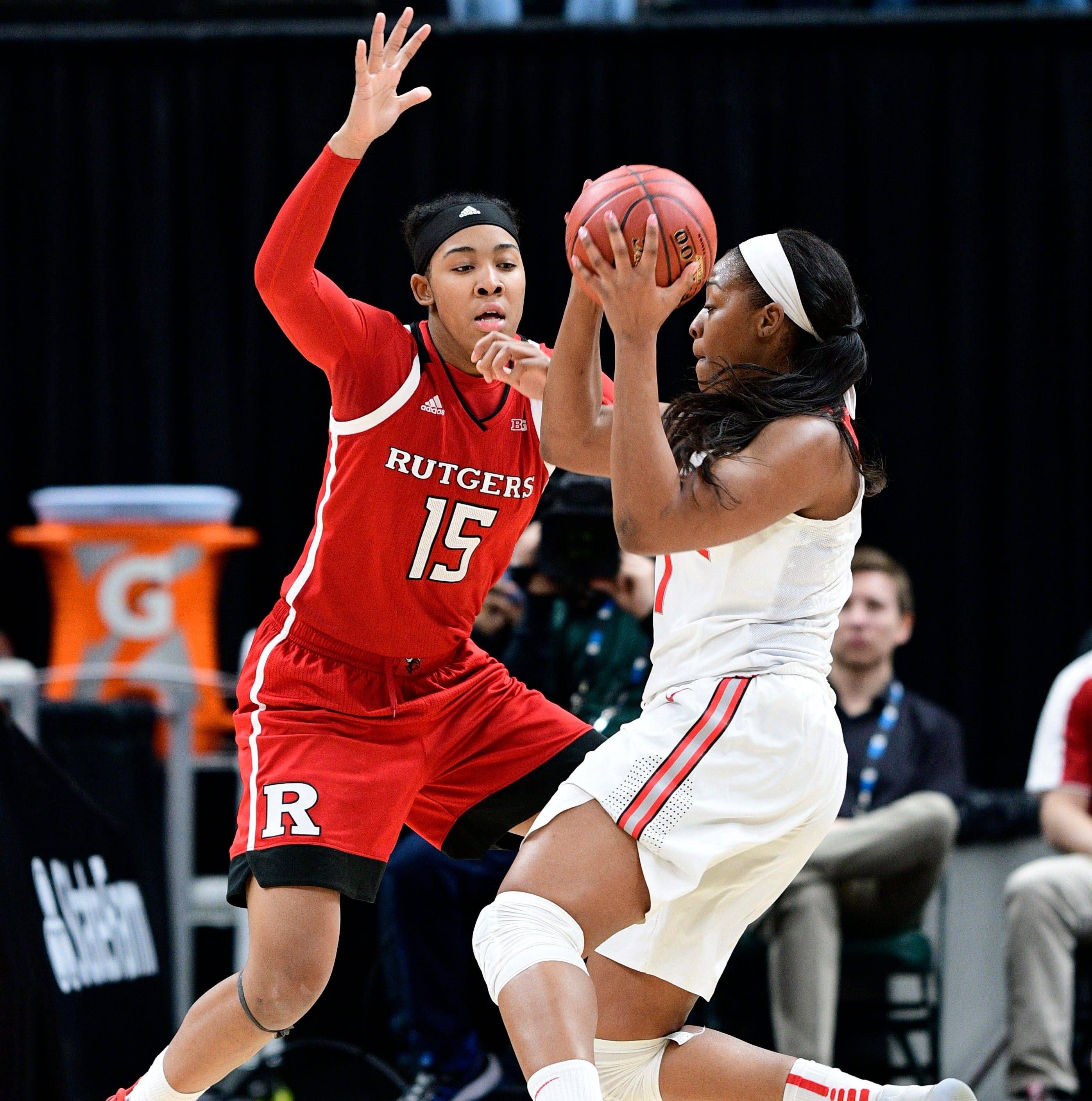 Rutgers women's hoops: Caitlin Jenkins dismissed from program as tailspin continues