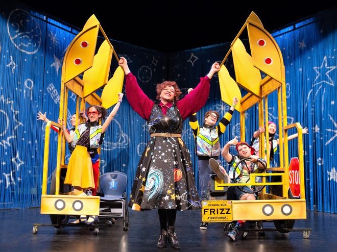 """The Magic School Bus"" rolls into Abilene this weekend for a Sunday afternoon show at the Paramount Theatre."