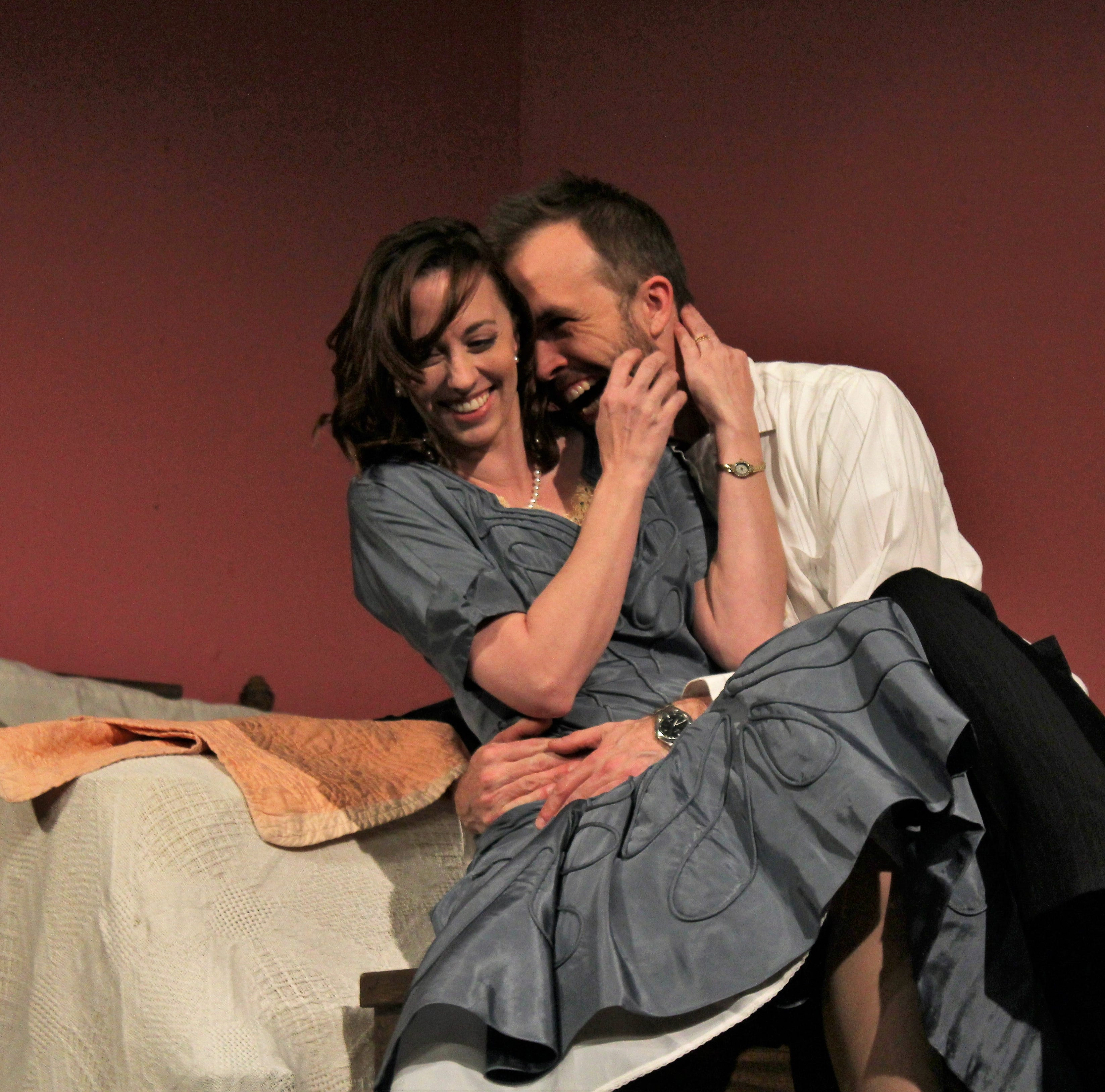 Actors reunite 20 years later in Abilene Community Theatre's 'Same Time, Next Year'