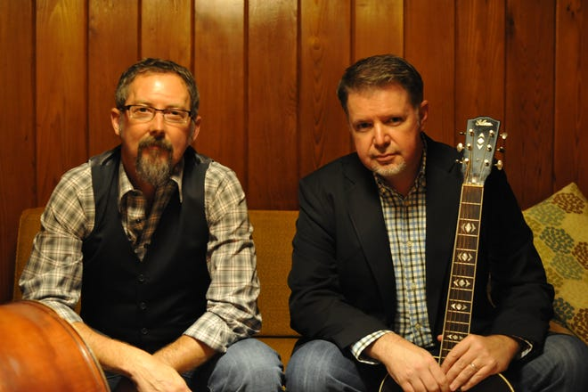 Milan Miller and Buddy Melton will join Thom Jutz for a Madison County Arts Council show inside The Marshall Depot Saturday, Feb. 23 at 7:30 p.m.