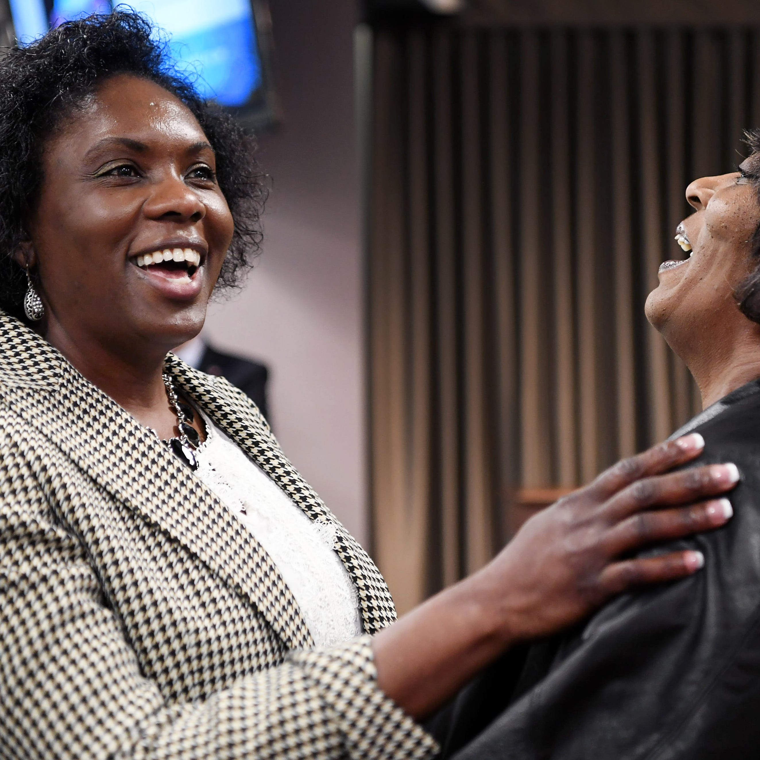 New Buncombe manager will be paid a $198K salary. How does that compare among her peers?