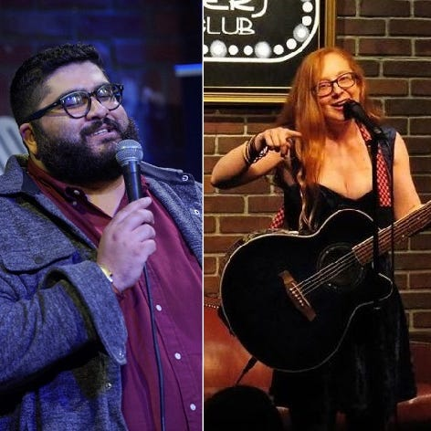 These stand-up comedians got their start in Battle Creek