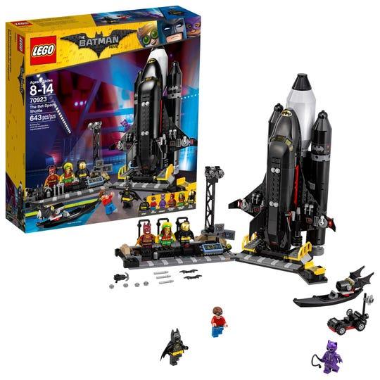 Lego Movie Batman Shuttle Set