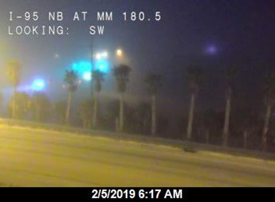 A crash on S.R. 192 shut down between St. Johns Heritage Parkway and Interstate 95 early Tuesday, officials reported.