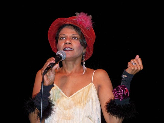 Jazz singer Sybil Gage will be the parade master for Heidi's Second Line Parade in Cocoa Beach on Sunday, March 22, 2020.