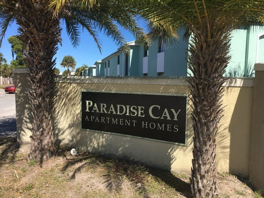Melbourne police are conducting a death investigation at Paradise Cay apartments.