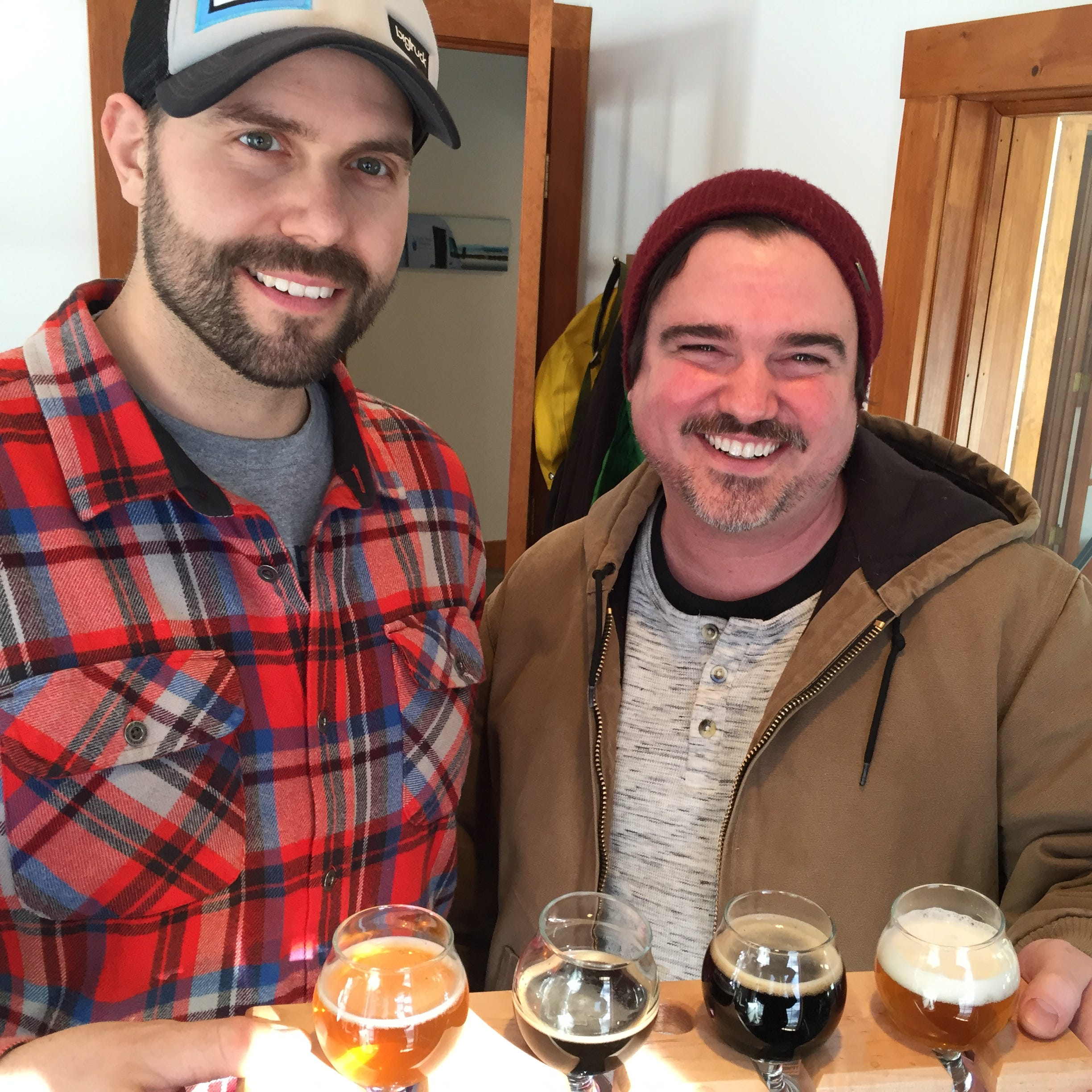 Four friends join to open Collaborative Brewing, Waitsfield's newest brewery