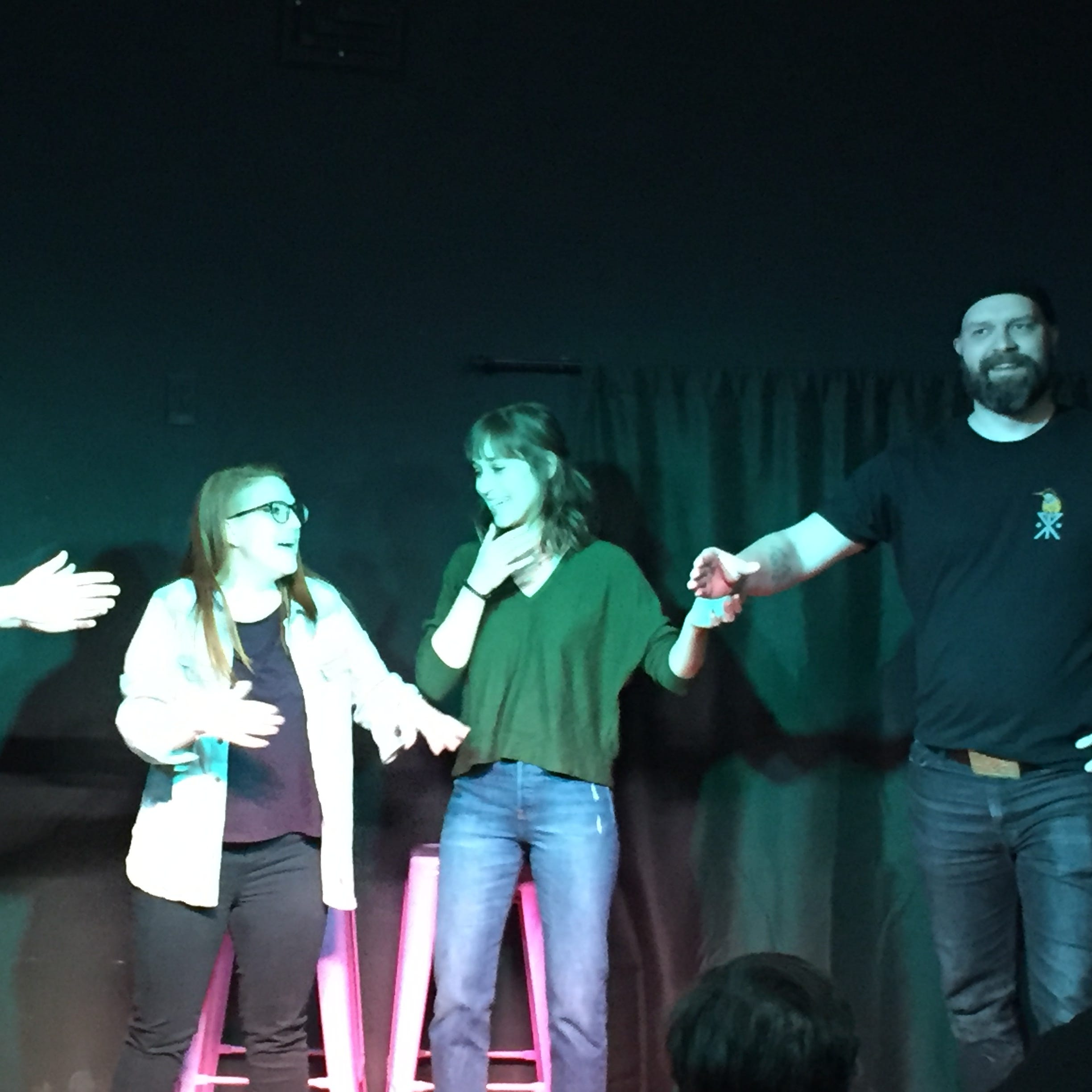 Weed-induced improv-comedy event in Burlington puts the doobie in 'Dubious Advice'