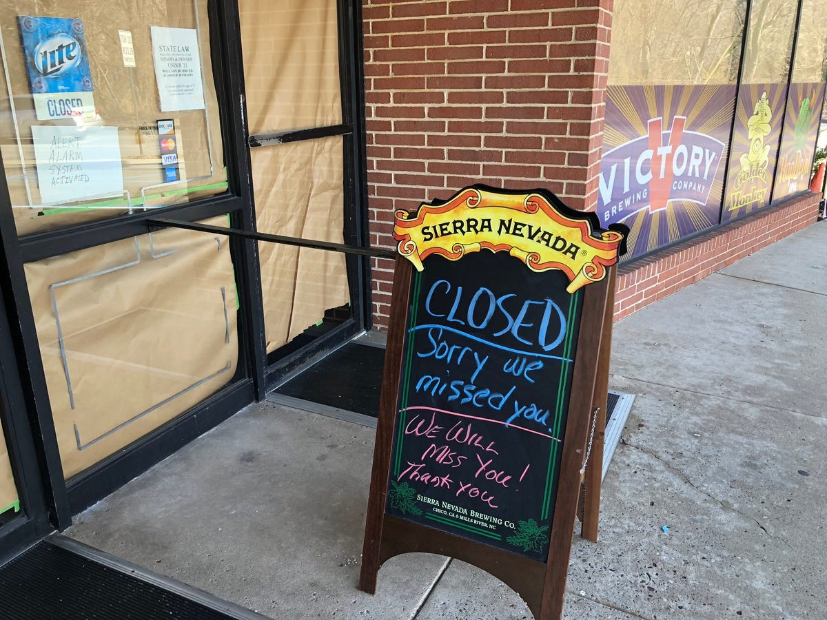 NJ business closings: Kress Wine in Cherry Hill NJ closes after 50