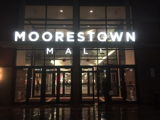 Moorestown Mall is seeking township approval to erect two buildings in its parking lot that could hold 10 or more stores.