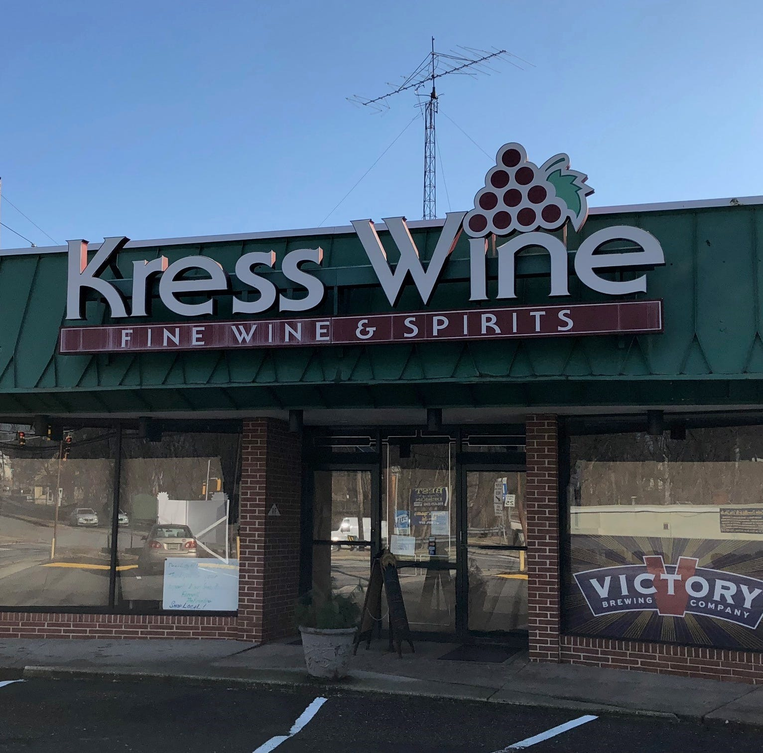 Liquor store with colonial ties closes after decades at Cherry Hill intersection