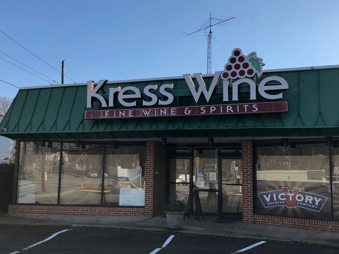 Kress Wine, a familiar landmark at the intersection of Haddonfield-Berlin and Kresson roads in Cherry Hill, has closed after decades in business.