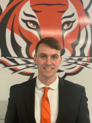 Andy Cruse will be the new Loveland High School football varsity head coach. He logged some time in the National Football League after being a standout with Miami University of Ohio and Turpin High School.