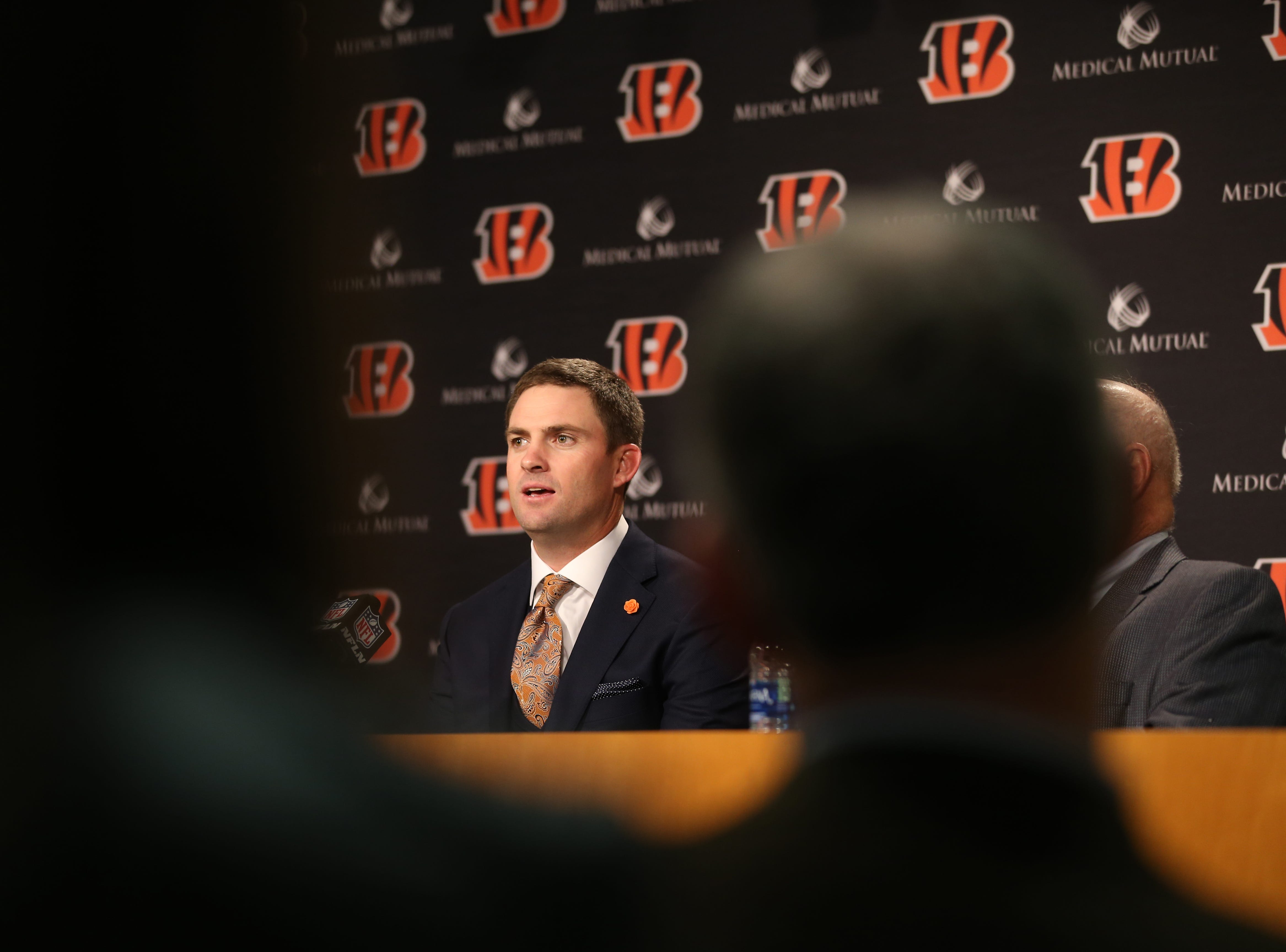 Report: New Orleans Saints to block Cincinnati Bengals from Aaron Glenn DC interview