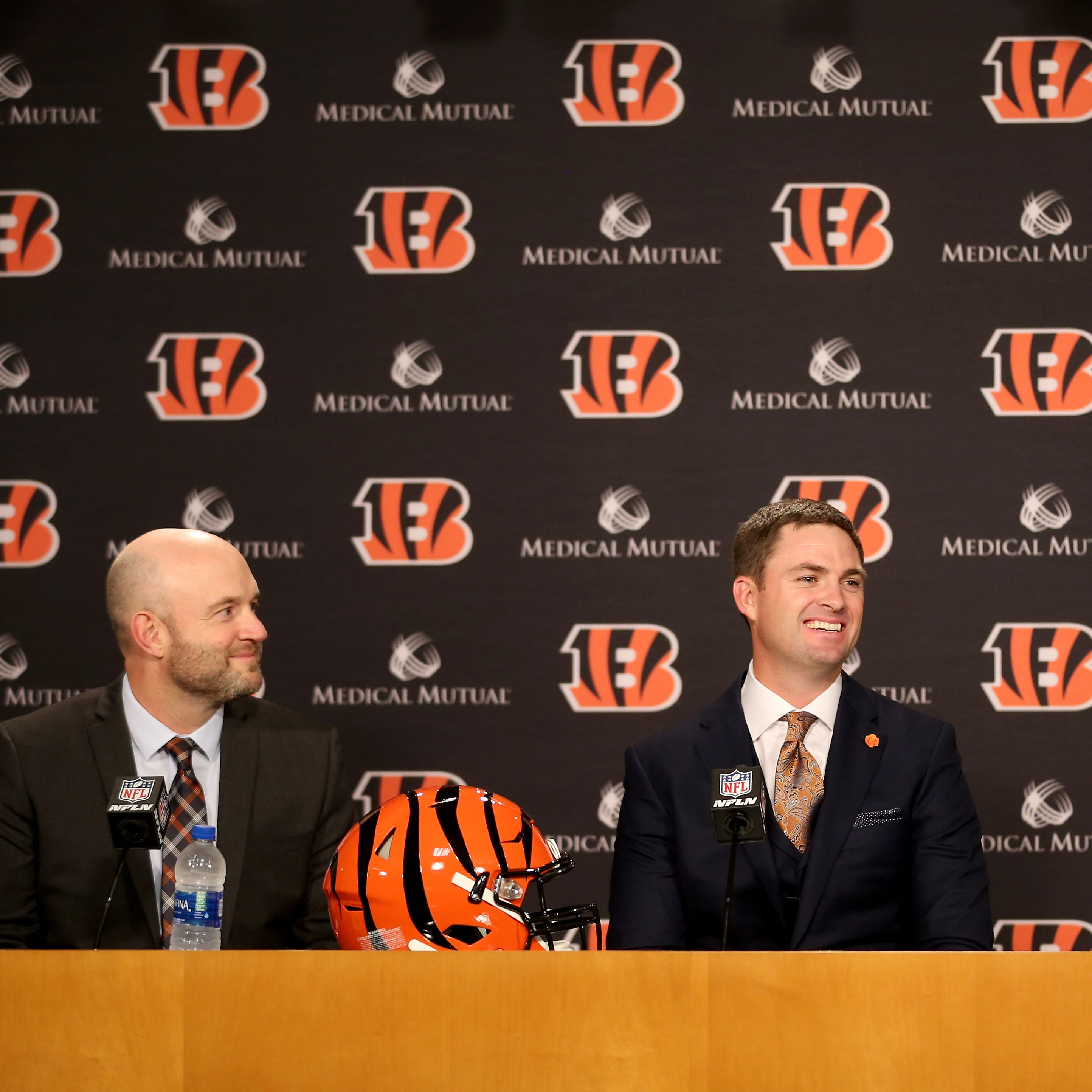BX: Cincinnati Bengals starting from scratch in building draft chemistry
