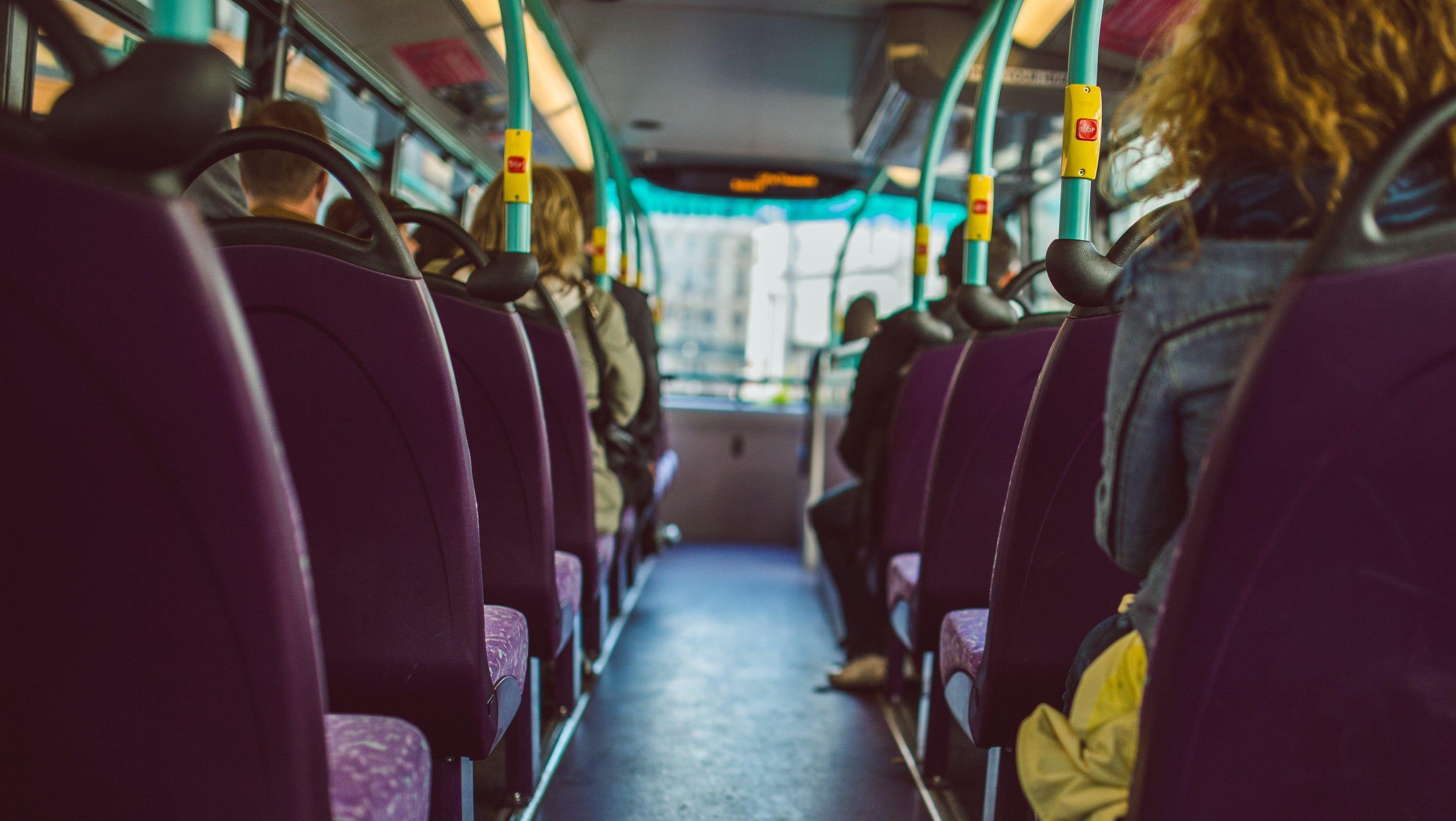 Academy Bus service between Sayreville, 2 New York City