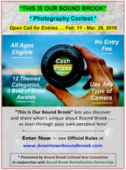 "Entry submissions for ""This is Our Bound Brook"" contest begins Monday, Feb. 11, and ends Thursday, March 28."