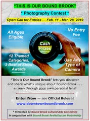 """Entry submissions for """"This is Our Bound Brook"""" contestbegins Monday, Feb.11,and ends Thursday, March 28."""