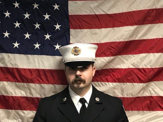 Perth Amboy Fire Capt. Frank Rezes