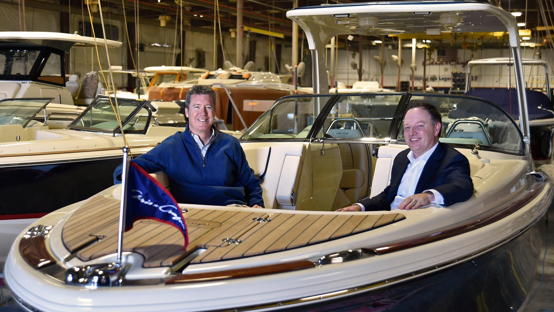 Iowa's Winnebago Industries has big plans for boatmaker Chris-Craft