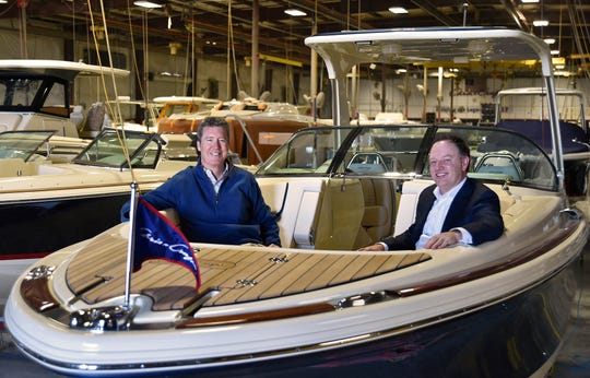 Billion Auto Des Moines >> Iowa's Winnebago Industries has big plans for boatmaker Chris-Craft