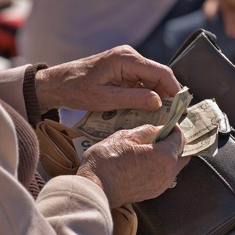 Mom feels pressured to distribute inheritance