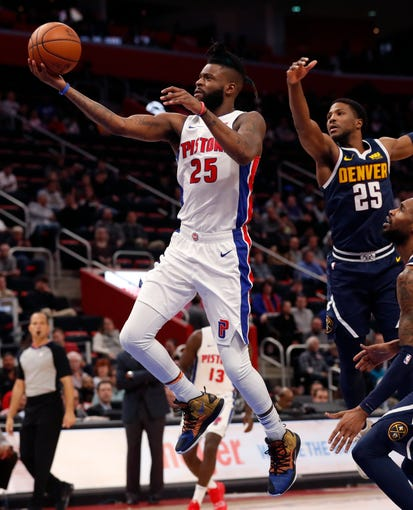 Denver News Nuggets: Pistons Vs Nuggets