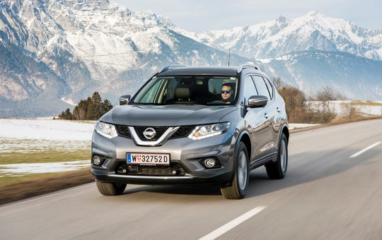 Nissan announced Sunday it has canceled plans to make its X-Trail SUV in the UK